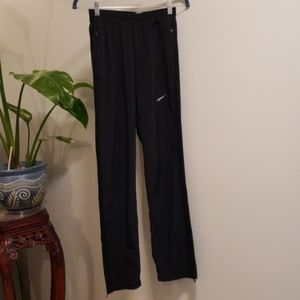 NIKE Dry-Fit Zip Joggers